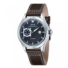 Letecké hodinky automat AVI-8 AV-4016-02 794c59685e