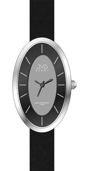 Dámské hodinky JVD steel J4097.2 + DÁREK ZDARMA  ba36fea977