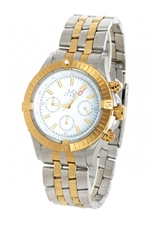 Pánské hodinky s chronografem JVD steel X 34.1+ Dárek zdarma e71a29571d