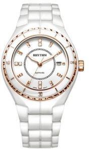 4b5a2fcd87f Dámské keramické hodinky Rhythm C1107C02 + Dárek zdarma ...