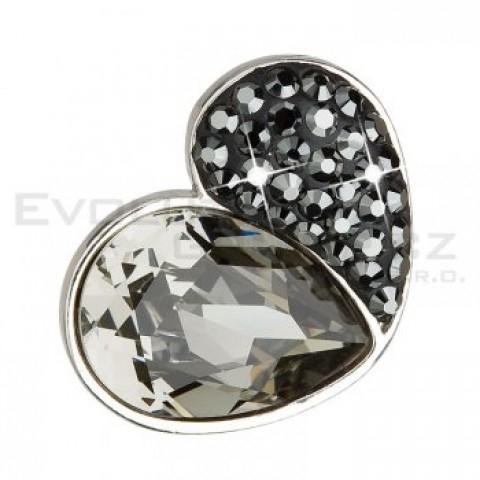 Přívěsek Swarovski ELEMENTS 34161.3 bl.diamond