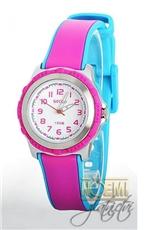 132009a4f5a Dívčí vodotěsné hodinky Secco S DOE-003