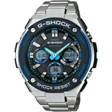 2baabdad205 Pánské hodinky Casio G-SHOCK GST W100D-1A2 + Dárek zdarma