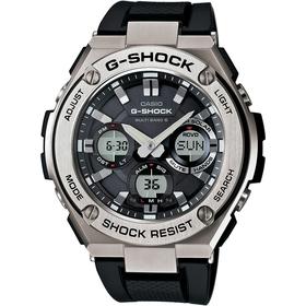 Pánské hodinky Casio G-SHOCK GST W110-1A + Dárek zdarma