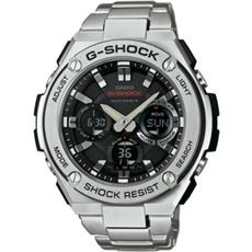 56db160ecf7 Pánské hodinky Casio G-SHOCK GST W110D-1A + Dárek zdarma