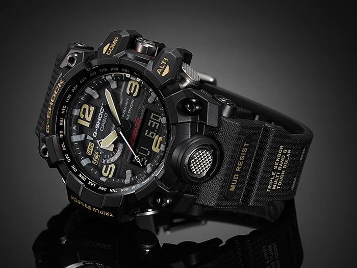 Pánské hodinky Casio GWG 1000-1A + DÁREK ZDARMA  06e0c166f6
