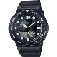 Pánské hodinky Casio AEQ 100W-1A + DÁREK ZDARMA 451a299826