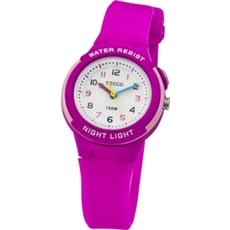 e210ad4e56e Dívčí vodotěsné hodinky Secco S DOP-001