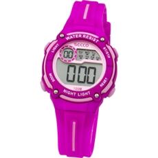 566b8a90aa8 Dětské vodotěsné digitální hodinky Secco S DIP-002