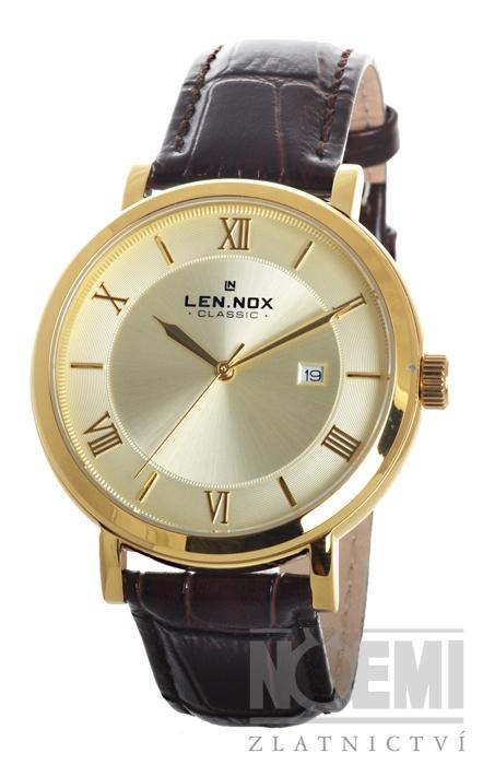 154af393989 Pánské hodinky LEN.NOX LC M414GL-7 + dárek zdarma