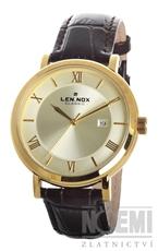 4156c1135 Pánské hodinky LEN.NOX LC M414GL-7 + dárek zdarma