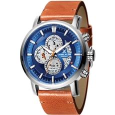 Pánské hodinky Daniel Klein Exclusive DK11284-4 + Dárek zdarma ba1a3c44c12