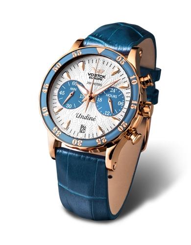 Dámské hodinky Vostok Europe Undine VK64/515B527 + dárek zdarma