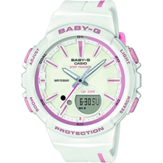 a0a86e6e1f5 Dámské hodinky Casio BABY-G BGS 100RT-7A + Dárek zdarma