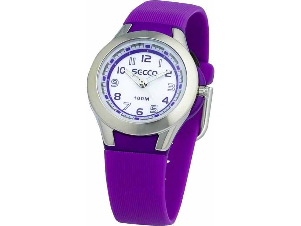 Dětské hodinky Secco S DRI-004  5afd1e31097