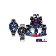 41b3b21c53f Hodinky Casio Edifice Scuderia Toro Rosso BLUETOOTH EQB 900TR-2A + ...