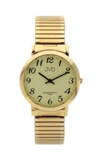d76ce3f5a7c Pánské náramkové hodinky JVD steel J1048.3 + Dárek zdarma