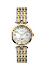 dd9cd77f230 Dámské titanové hodinky JVD J5027.3 + Dárek zdarma