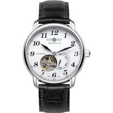 Pánské hodinky automaty Zeppelin 7666-1 + dárek zdarma b3838fda2a