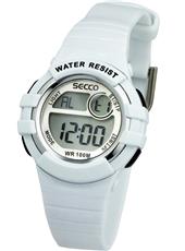 dc7e4aa83d9 Dětské digitální hodinky Secco S DHX-001