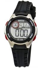 Dětské digitální hodinky Secco S DIN-007 0f837b10b4