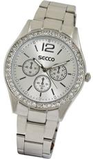 47b8d17288 Dámské náramkové hodinky Secco S A5021.4-234