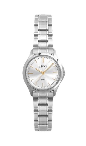 Dámské vodotěsné hodinky Lavvu LWL5022 + dárek zdarma