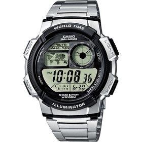 Digitální pánské hodinky Casio AE 1000WD-1A + DÁREK ZDARMA