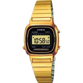Dámské digitální hodinky Casio LA 670GA-1 + DÁREK ZDARMA ... d4a3872e03