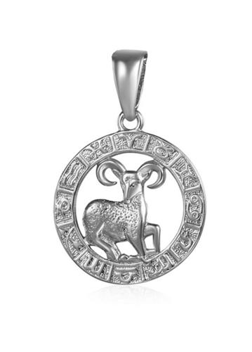 Stříbrný přívěšek znamení beran STRZ0737BERRHF